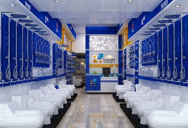 showroom Hải Linh